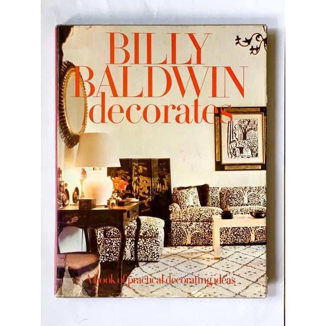 Vintage 1972 Billy Baldwin Decorates Book For Sale - Image 10 of 10