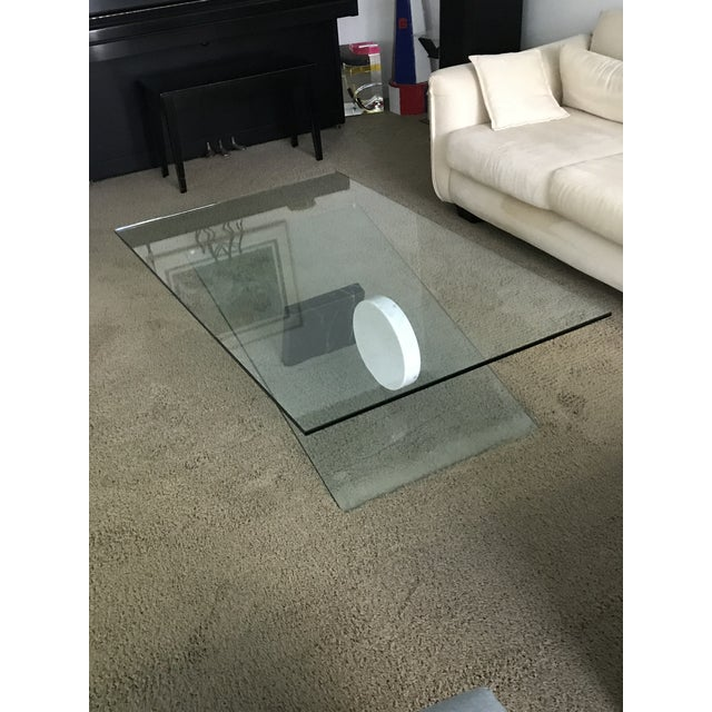 Contemporary Roche Bobois Coffee Table For Sale - Image 3 of 4