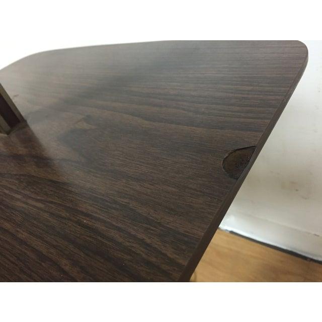 Mid-Century Table Floor Lamp - Image 6 of 8