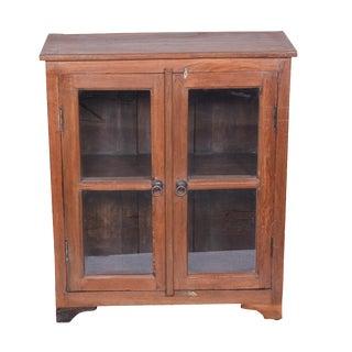 Rustic Adara Wood Cabinet