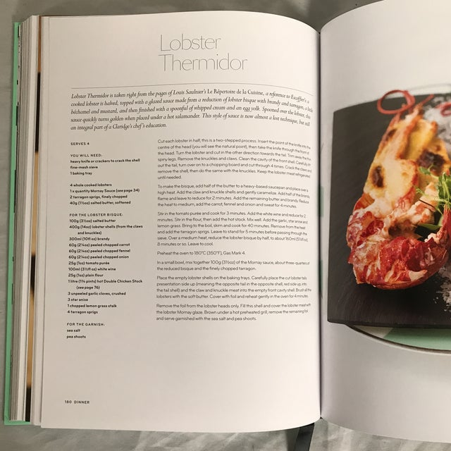 """Claridge's the Cookbook"" 2017 First Edition - Image 7 of 10"