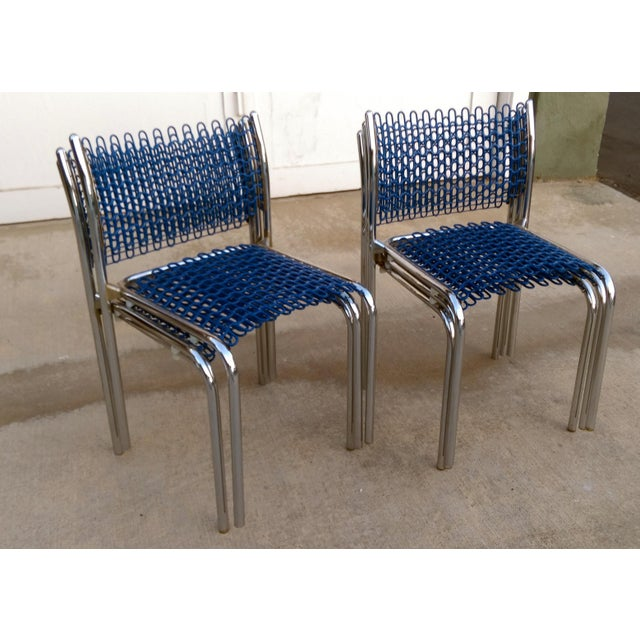Thonet Sof-Tech Side Chairs by David Rowland - Set of 6 - Image 11 of 11