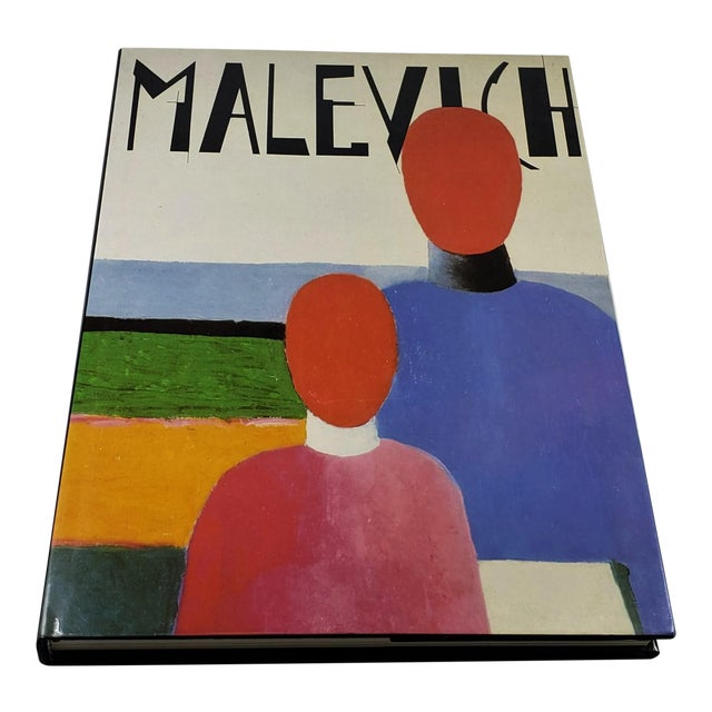 """""""Malevich - Artist and Theoritician"""" Coffee Table Art Book For Sale"""