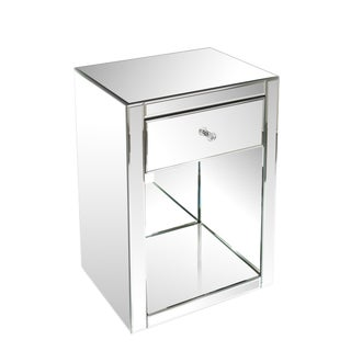 Mirrored Nightstand For Sale