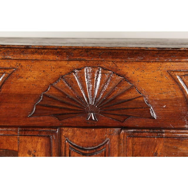Antique Louis XV-Style Credenza For Sale - Image 5 of 9