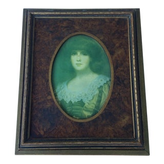 Victorian Art Accessory Box For Sale