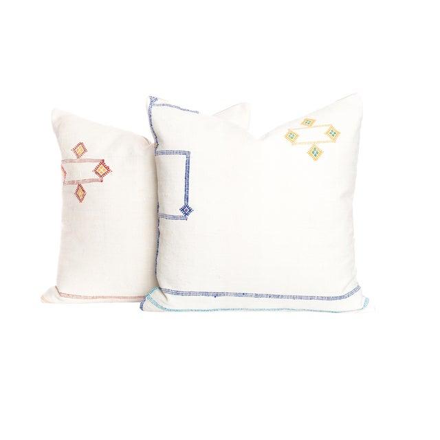 Vintage Sabra Pillow - A Pair For Sale