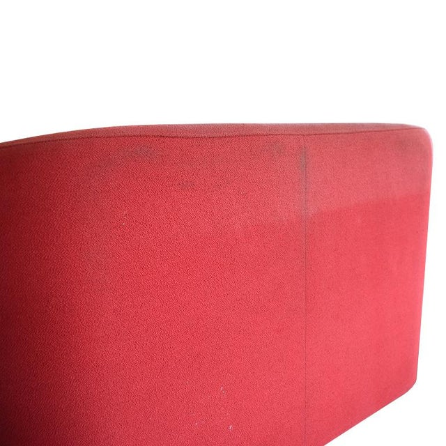 Late 20th Century Eric Jourdan for Ligne Roset Snowdonia Upholstered Armchairs - a Pair For Sale - Image 9 of 11
