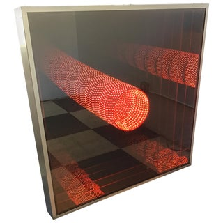 Large Infinity Mirror For Sale