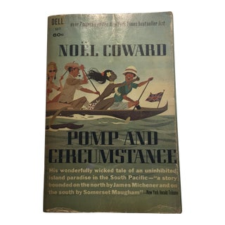 "1962 ""Pomp & Circumstance"" Book For Sale"