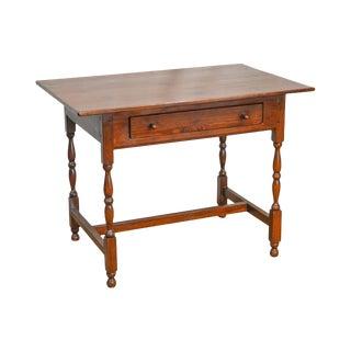 Stephen Von Hohen Solid Pine 1 Drawer Writing Table Desk