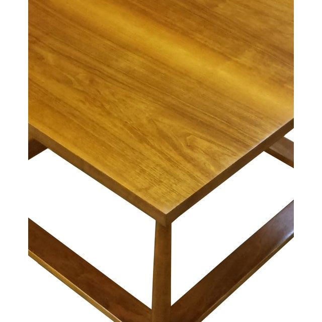 T.H. Robsjohn-Gibbings for Widdicomb Lamp Table - Image 3 of 4