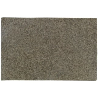 Stark Studio Rugs Contemporary Indian Hand Woven 100% Wool Rug - 5′6″ × 8′6″ For Sale