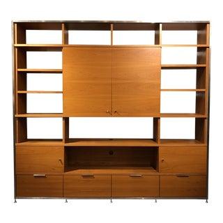 Vintage Custom Media Cabinet