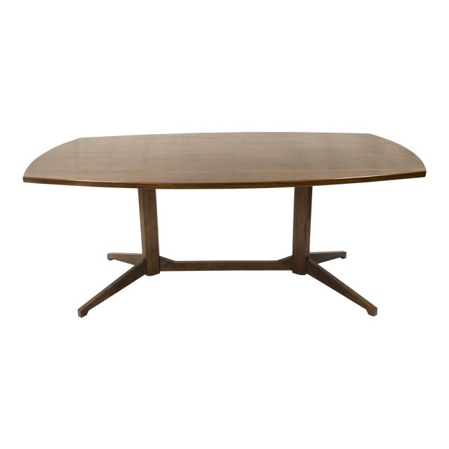 Table in Rosewood Made by Franco Albini & Franca Helg - 1958 For Sale