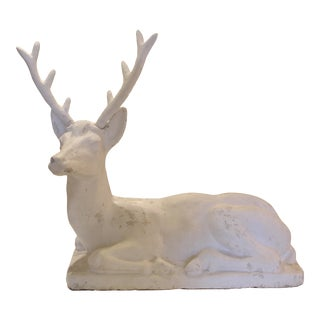 Mid-Century Garden Deer, Belgium For Sale