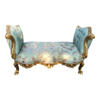 French Louis XVI Style Love Seat/Settee/Sofa For Sale