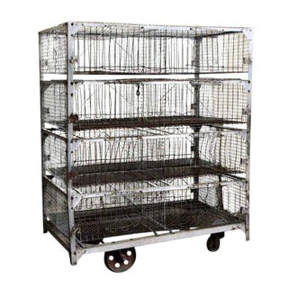 Industrial Rolling Storage Case