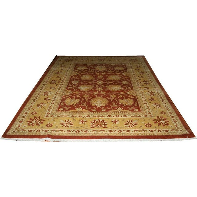 Persian Tabriz Rug - 8' X 11' For Sale - Image 5 of 5