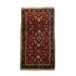 """Hand-Knotted Persian Rug - 1'6"""" x 2'9"""" For Sale"""
