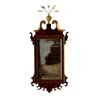 19th C. New York Federal Mirror For Sale