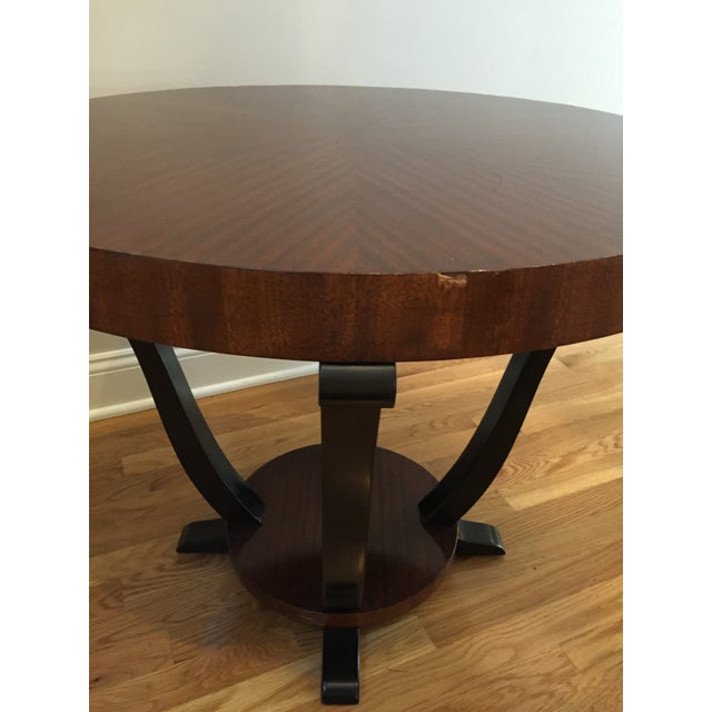 Art Deco Styke Rosewood Side Tables - A Pair - Image 3 of 4