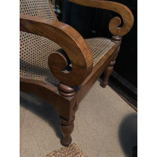 British Colonial Cane Chair Preview