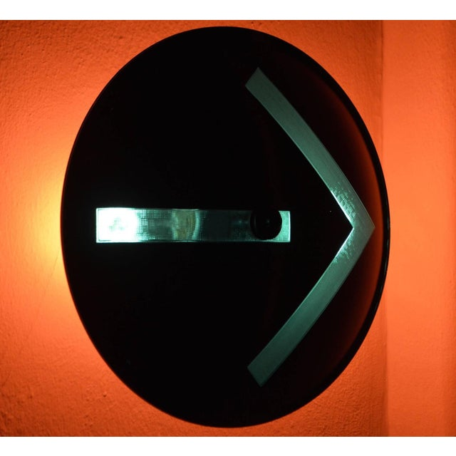 Traffic Signal Light Wall Sconce For Sale In Madison - Image 6 of 11