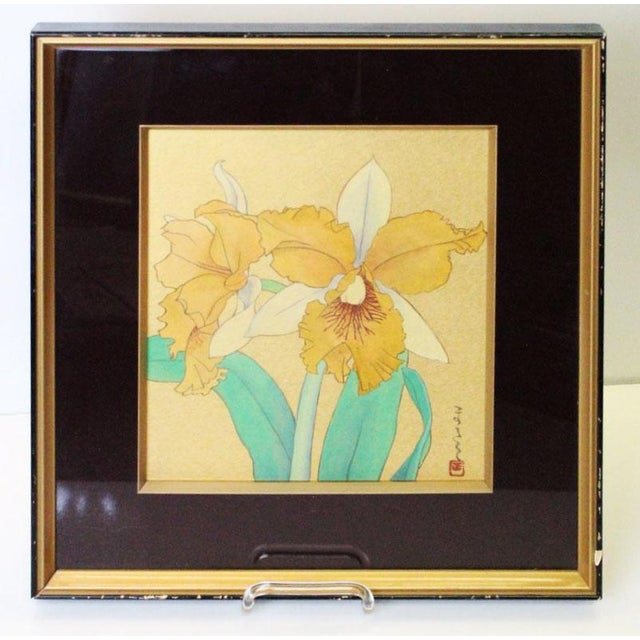 Yellow Asian Daffodil Print For Sale - Image 8 of 8
