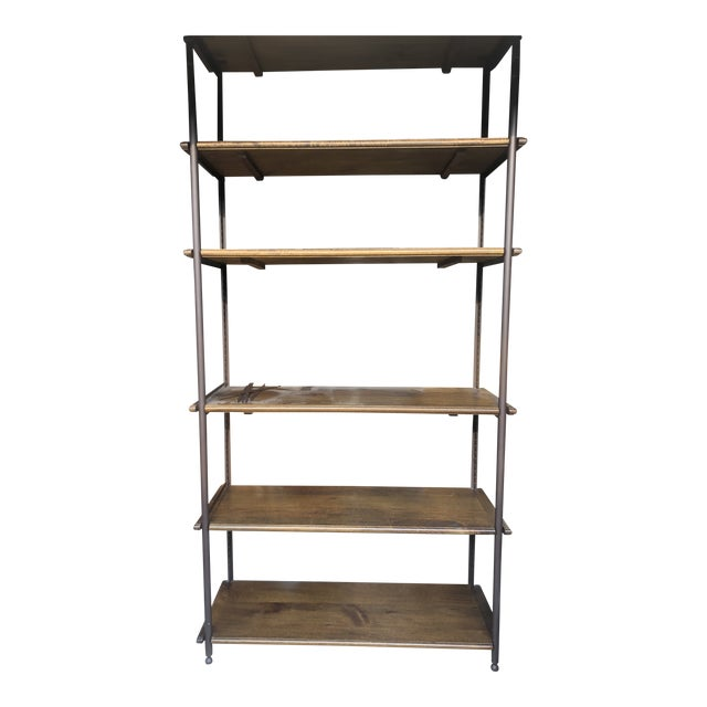 """Ballard Designs """"Toulouse Tall Bookcase"""" For Sale"""