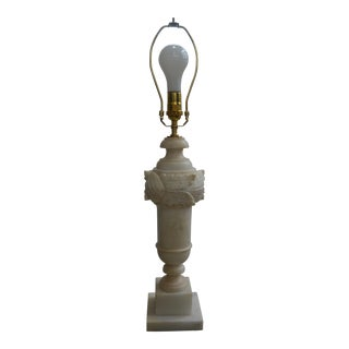 Traditional Marble Table Lamp
