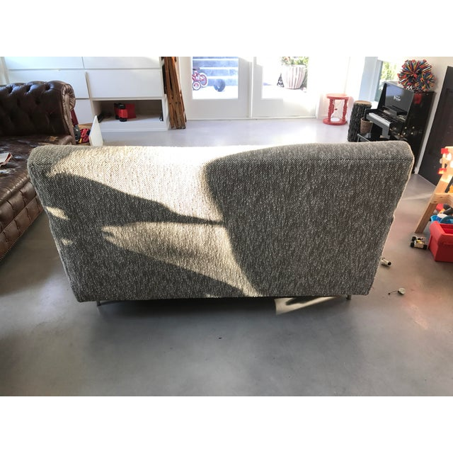 Mid-Century Modern Mid-Century Modern Loveseats - A Pair For Sale - Image 3 of 7