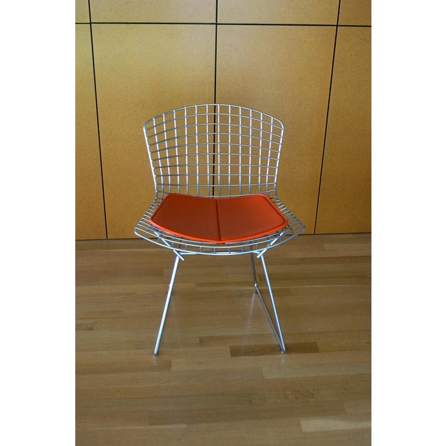 Mid-Century Modern Knoll Bertoia Side Chairs - Set of 10 For Sale - Image 3 of 10