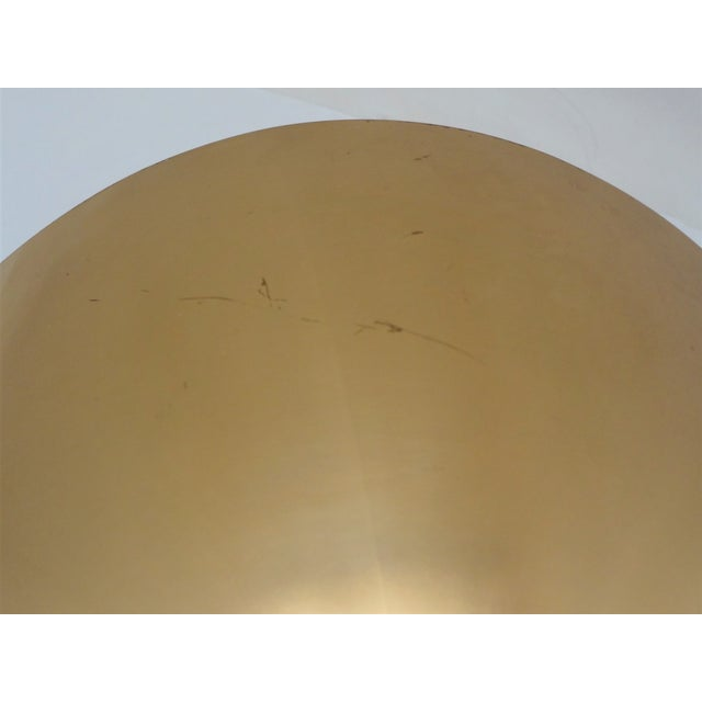 Mid-Century Modern Gorham Donald Colflesh Brass Enamel Bowl For Sale In Phoenix - Image 6 of 10