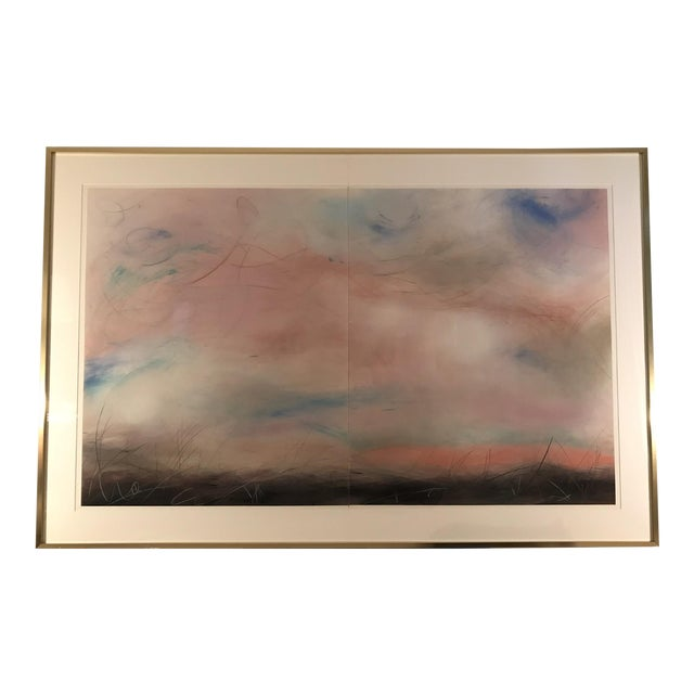 Aleah Koury Skyscape Painting For Sale