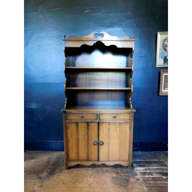 Rustic Casita Wooden Hutch For Sale - Image 10 of 11