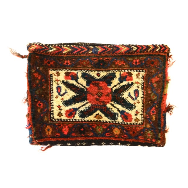 Bakhtiari Tribal Bag, Circa 1920 For Sale