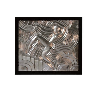 Art Deco Bas Relief For Sale