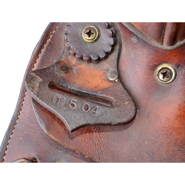 Ralide Leather Horse Saddle For Sale - Image 10 of 10