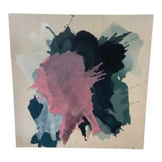 Contemporary Abstract Acrylic Painting by Ross Severson For Sale