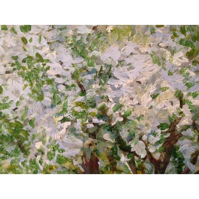 """Snowmass Creek"" Aspen Colorado Painting - Image 2 of 4"