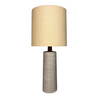Ceramic Martz Studios Table Lamp For Sale