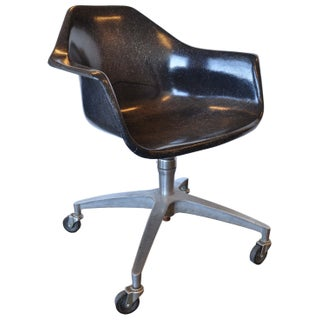 Vintage Herman Miller Arm Shell Chair