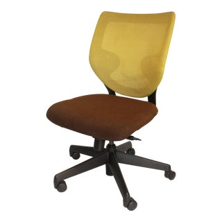 Mark Kapka 'Canada' Ergonomic Swivel Desk Chair -Multiples Available For Sale