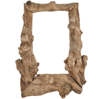 Early 20th Century Thick Wood Frame From England. For Sale