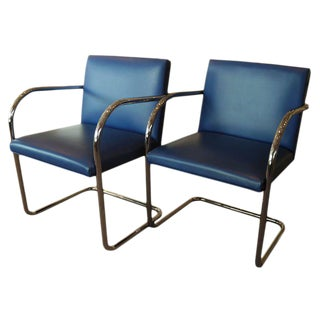 Knoll Studio Brno Chairs - A Pair