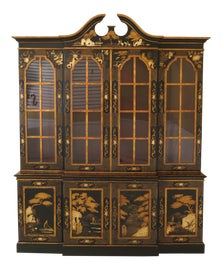 Image of Chinoiserie Bookcases and Étagères