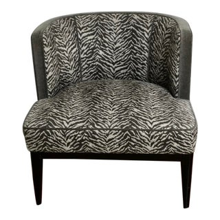 Crate & Barrel Accent Chair For Sale