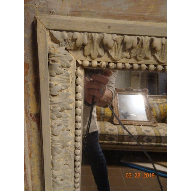 19th Century French Mirror For Sale - Image 4 of 12