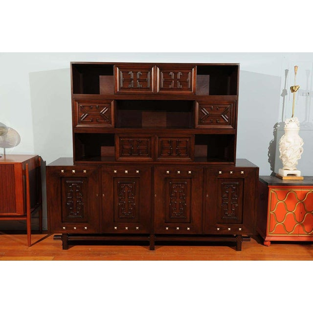 Mid-Century Modern Edmond Spence Buffet For Sale - Image 3 of 11
